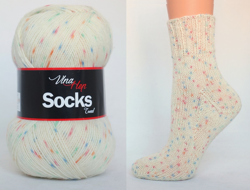 Socks Tweed 6002